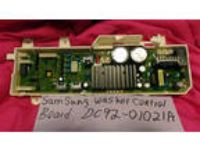 Samsung Washer Control Board Dc92-01021a ( New ) Free