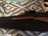 For Sale/Trade: Winchester model 77 22 lr