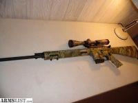 For Sale/Trade: Remington R15 predator .223