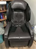 Leather Reclining Massage Chair retail price 6k