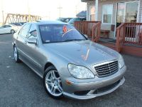 $10,495, An Impressive 2003 Mercedes-Benz S-Class with 127,722 Miles