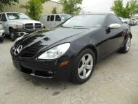2006 Mercedes-Benz SLK280 MANUAL PARK PLACE TRADE Roadster 3.0L