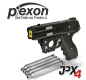 $449.95, Brand New Product  4 Shot JPX Pepper Gun for Less-Lethal Carry