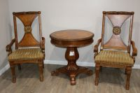 Elegant Table and Chairs