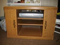 TV Stand { Like new }