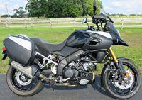 2014 Suzuki V-STROM 1000 Dual Sport Motorcycles Marengo, IL