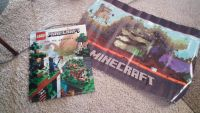 Mine craft posters 3.00 for both
