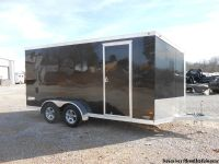 New 2017 Haulmark Enclosed 7x16 Trailer Cargo $1500