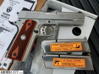 For Sale: Brand new Ruger stainless 1911 Commander