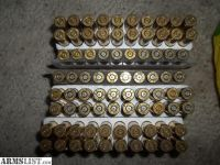 For Sale: 308, 223 and 300 Savage brass