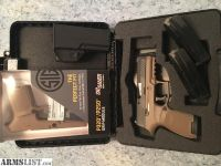 For Sale/Trade: P320 9mm FDE