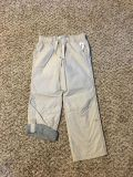 Old Navy Jersey Lined Pants. Tan. Size 5t. Brand New with Tags.