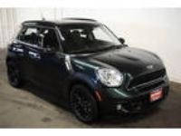 2013 Countryman MINI Cooper S 4dr Crossover Green 1.60L
