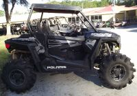 $12,499, 2016 Polaris RZR S 1000 EPS Black Pearl