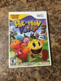 EUC Wii Pac Man Party game