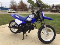2016 Yamaha PW50 Competition/Off Road Motorcycles Cambridge, OH
