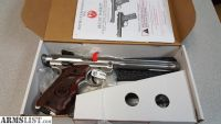 For Sale: RUGER MARK IV HUNTER FULL GRIP NIB