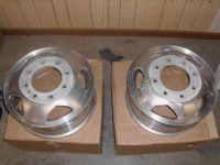 """Sell 17"""" Aluminum Rims For Chevy/GMC Trucks motorcycle in Logansport, Indiana, US, for US $100.00"""