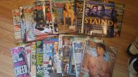 Rolling Stones Magazines (collection of 36 mags)