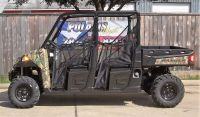 2018 Polaris Ranger Crew XP 900 EPS Side x Side Utility Vehicles Katy, TX