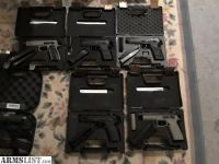 For Sale: Moving Sale CZ Glock Beretta and More Plus Ammo