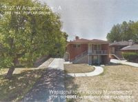 1127 W Arapahoe Ave - A - 2 beds, 1 full bath