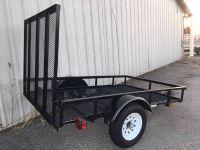 2015 Carry-On Trailers 5X8SP - 2,000 lbs. GVWR Specialty Utility Kansas City, KS