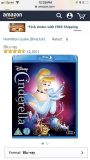 ISO Cinderella Blu-ray. Anyone have one to sell?