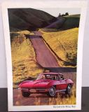 Buy 1964 Chevrolet Corvette Sting Ray ORIGINAL Sales Brochure motorcycle in Holts Summit, Missouri, United States, for US $29.64
