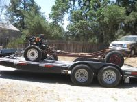 Purchase 1952 studebaker drive train, fits Studebakers, great running, overdrive, rear motorcycle in Atascadero, California, US, for US $100.00