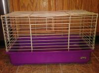 Guinea pig cage or small bunny cage