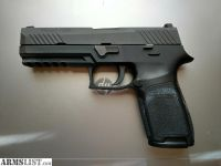 For Sale/Trade: Sig Sauer P320 .45
