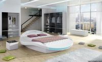 "New ""Pallene"" Bed Frame and Mattress"