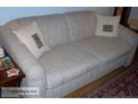 Sofa, Cloth, Sleeper - Price: $.