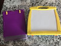 Crayola travel art keeper and easel