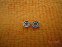 Ball Bearings For HO Slot Car Chassis (narrow type) (2
