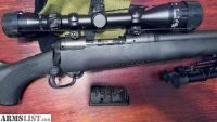 For Sale: Savage Model 11 . 308 with Bushnell scope
