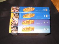 Seinfeld TV Show DVD's Seasons 1, 2, 3, 5 and 6 NEW