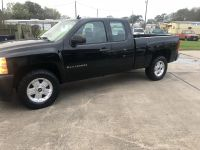 2008 Chevy Ext Cab