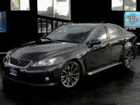 2008 Lexus IS F 8-Speed Direct