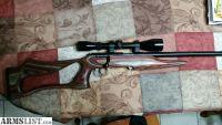 For Sale: Savage MKII Heavy barrel 22lr