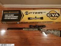 For Sale: Almost brand new CVA Optima v2