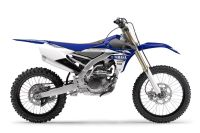 2017 Yamaha YZ250F Motocross Motorcycles Lowell, NC