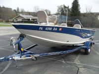 $2,670, 2007 SmokerCraft 161 Angler