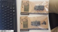 For Sale: Front and Rear Magpul MBUS Pop Up Sights