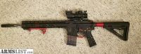 "For Sale: AR 15 16"" .223 wylde"