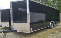 2018 Other New 8.5 x 22 TA V-Nose Enclosed Trailer