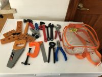 Kids tools with backpack
