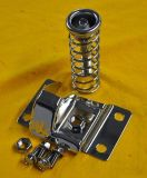 Find Chrome Steel Hood Latch Kit Saftey Camaro Chevelle W Spring 4 Bolt Upper motorcycle in Columbus, Georgia, US, for US $21.95