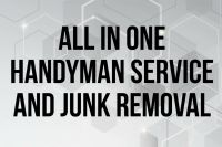 ALL IN ONE HANDYMAN SERVICE AND JUNK REMOVAL